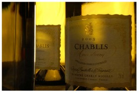 Chablis Charly Nicolle mes vins